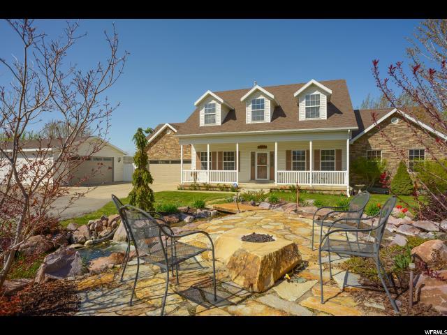 单亲家庭 为 销售 在 6707 S 1590 E Uintah, 犹他州 84405 美国