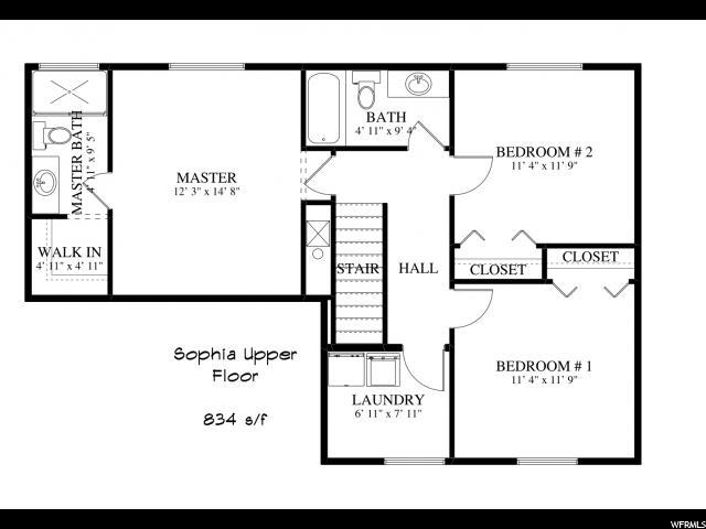 Additional photo for property listing at 2285 E BUCKSKIN WAY 2285 E BUCKSKIN WAY Unit: 22 Eagle Mountain, Utah 84005 États-Unis
