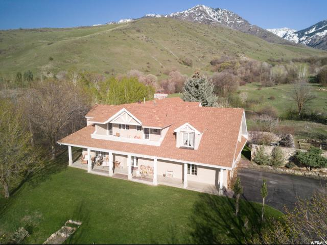 Single Family for Sale at 11300 N 2000 E Richmond, Utah 84333 United States