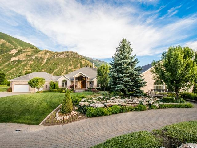 Single Family للـ Sale في 3189 E CANYON Road 3189 E CANYON Road Springville, Utah 84663 United States