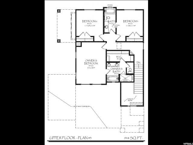 242 E ZINFANDEL LN Unit 1034 Vineyard, UT 84058 - MLS #: 1440078