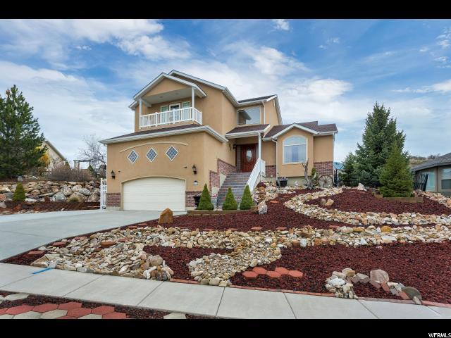 Single Family for Sale at 8630 W EQUINOX Copperton, Utah 84006 United States