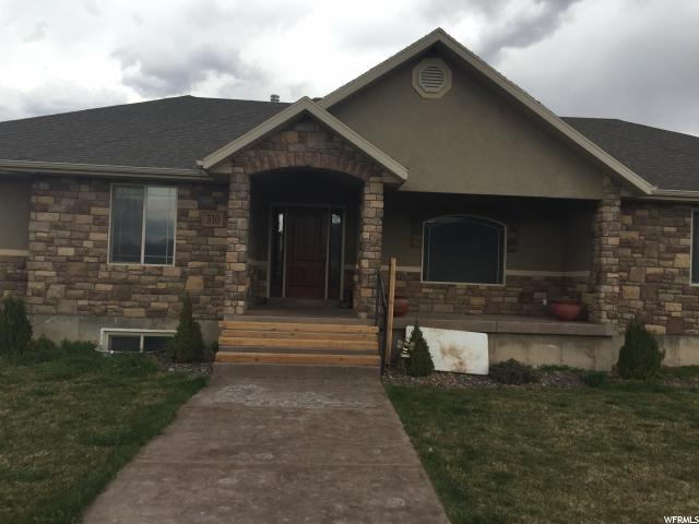 Single Family for Sale at 310 W 370 S Monroe, Utah 84754 United States