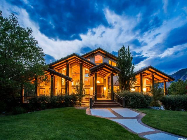 Single Family for Sale at 102 S ASPEN Drive 102 S ASPEN Drive Mapleton, Utah 84664 United States