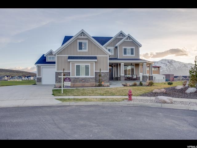 Single Family for Sale at 6115 HARVARD Circle Mountain Green, Utah 84050 United States