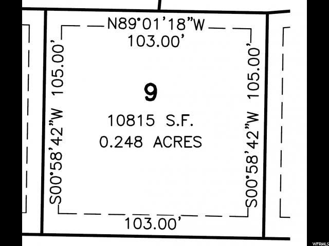 9 LOT WASHINGTON VIS Washington, UT 84780 - MLS #: 1440285