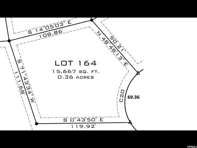 164 N VISTA PARK CIR Washington, UT 84780 - MLS #: 1440296