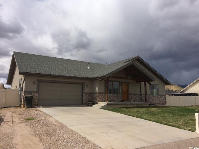 Single Family for Sale at 433 N DELMAR WAY Maeser, Utah 84078 United States