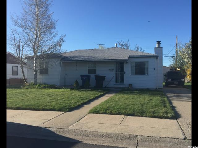 4121 W 5740 S, Salt Lake City, UT 84118