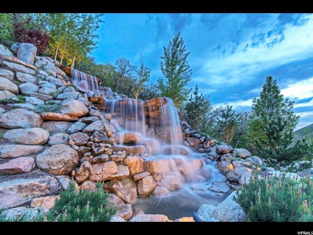 3076 E CARRIGAN CANYON RD Salt Lake City, UT 84109 - MLS #: 1440525