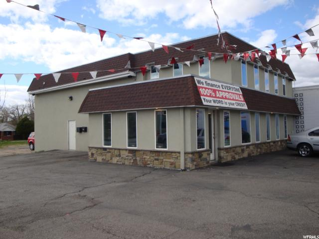 Commercial for Rent at 2889 WASHINGTON Boulevard Ogden, Utah 84401 United States