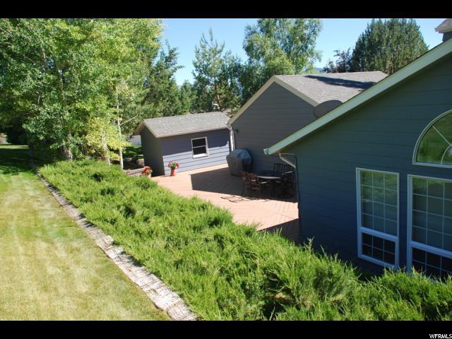 Один семья для того Продажа на 1766 CEDAR VIEW Road Soda Springs, Айдахо 83276 Соединенные Штаты
