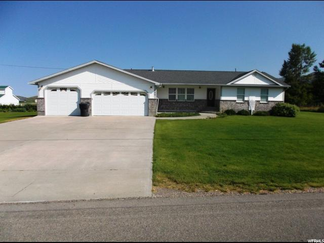 单亲家庭 为 销售 在 430 STRINGTOWN Road Georgetown, 爱达荷州 83239 美国