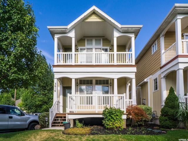 单亲家庭 为 销售 在 3616 S GRANITE PARK CV South Salt Lake, 犹他州 84106 美国