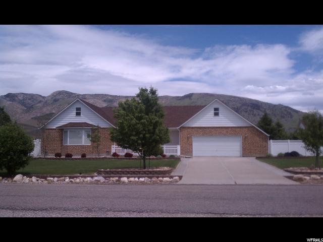 单亲家庭 为 销售 在 730 N 13550 E Oak City, 犹他州 84649 美国