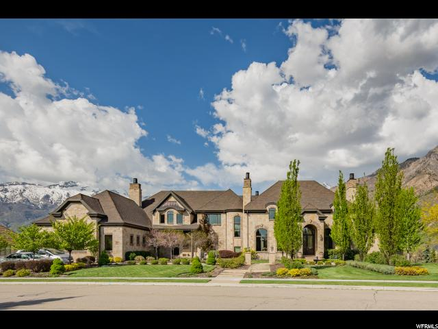 Single Family for Sale at 705 S HIGH RIDGE Circle Alpine, Utah 84004 United States