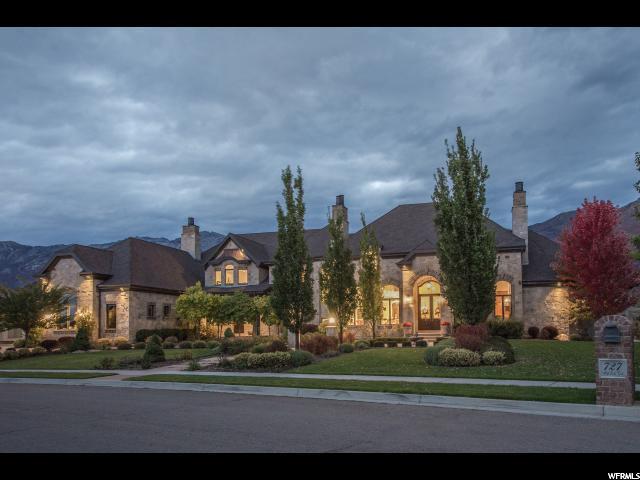 Single Family for Sale at 705 S HIGH RIDGE Circle Alpine, Utah 84004 United States
