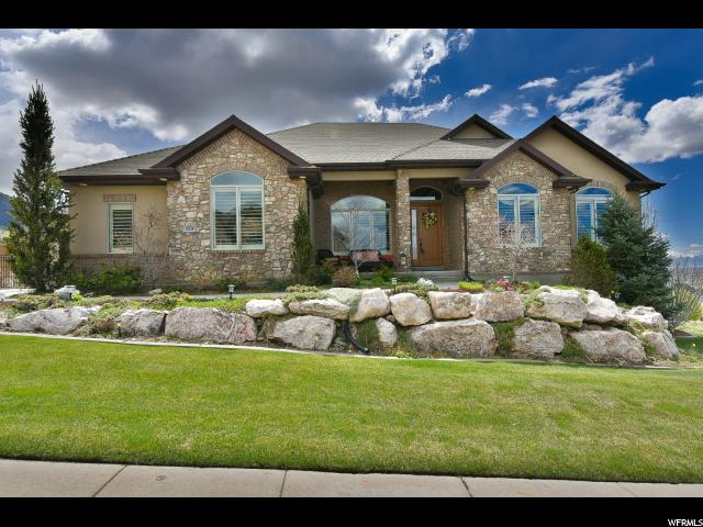 Single Family for Sale at 320 E FORD CANYON Drive Centerville, Utah 84014 United States