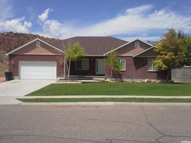 Single Family للـ Sale في 893 N INDIAN HILLS Drive Richfield, Utah 84701 United States