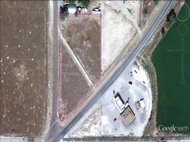 Land for Sale at 599 S MAIN Lynndyl, Utah 84640 United States