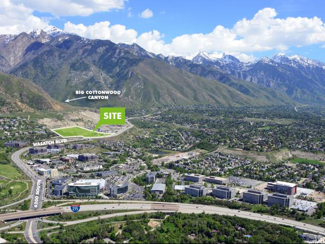 Land for Sale at 6695 S WASATCH Boulevard Cottonwood Heights, Utah 84121 United States