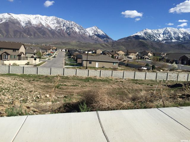Land for Sale at 534 E FIRESTONE WAY Santaquin, Utah 84655 United States