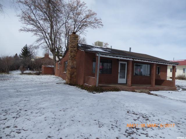 96 S 100 Monticello, UT 84535 - MLS #: 1441015