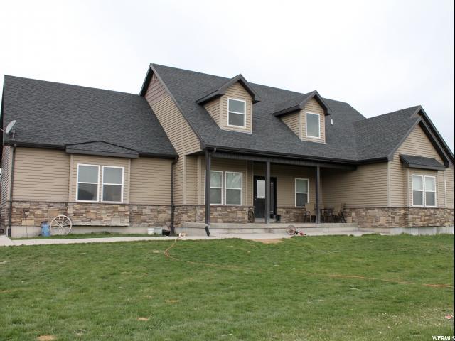Один семья для того Продажа на 3509 S 4600 W Malad City, Айдахо 83252 Соединенные Штаты