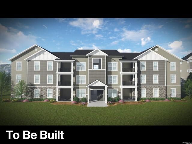 شقة بعمارة للـ Sale في 14488 S SELVING WAY 14488 S SELVING WAY Unit: A303 Herriman, Utah 84096 United States