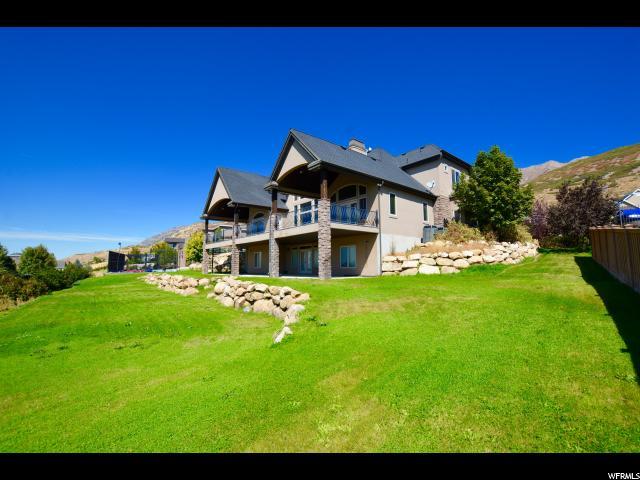 单亲家庭 为 销售 在 124 S DENALI Drive Lindon, 犹他州 84042 美国