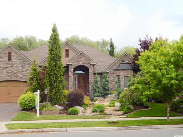 Single Family for Sale at 167 S SHADOW BREEZE Road Kaysville, Utah 84037 United States