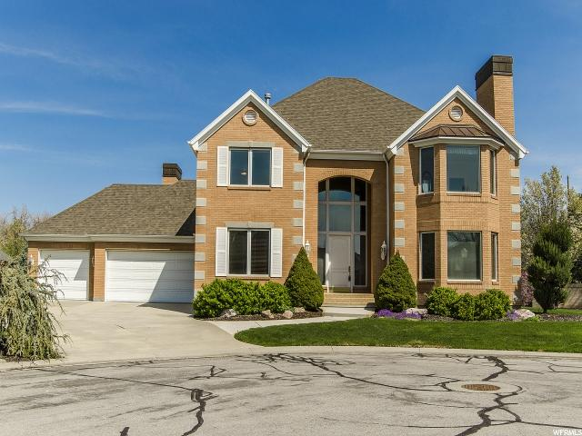 Single Family for Sale at 809 E VINE CREEK Circle Murray, Utah 84107 United States
