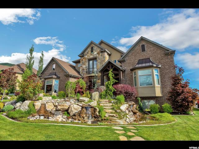 Single Family للـ Sale في 1602 E HIDDEN SPRINGS PKWY Fruit Heights, Utah 84037 United States