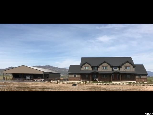 Single Family for Sale at 7280 W 9600 N Tremonton, Utah 84337 United States
