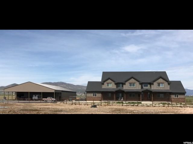 Single Family للـ Sale في 7280 W 9600 N Tremonton, Utah 84337 United States