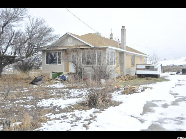 Single Family for Sale at 14810 S 10690 W Axtell, Utah 84621 United States