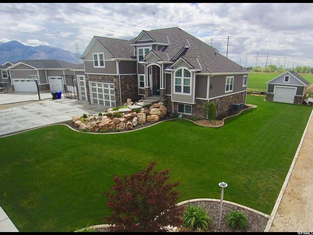 Single Family for Sale at 3267 W 2950 N Plain City, Utah 84404 United States