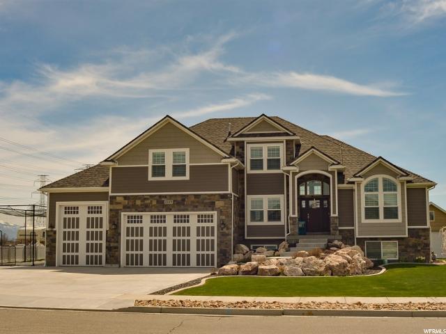 Один семья для того Продажа на 3267 W 2950 N Plain City, Юта 84404 Соединенные Штаты