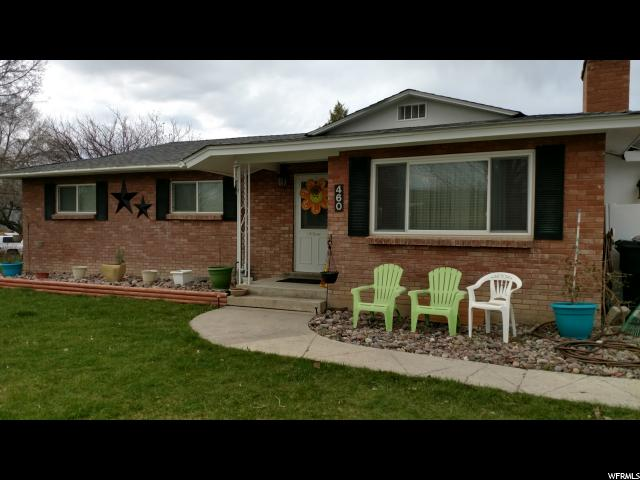 Single Family for Sale at 460 W 300 S Manti, Utah 84642 United States