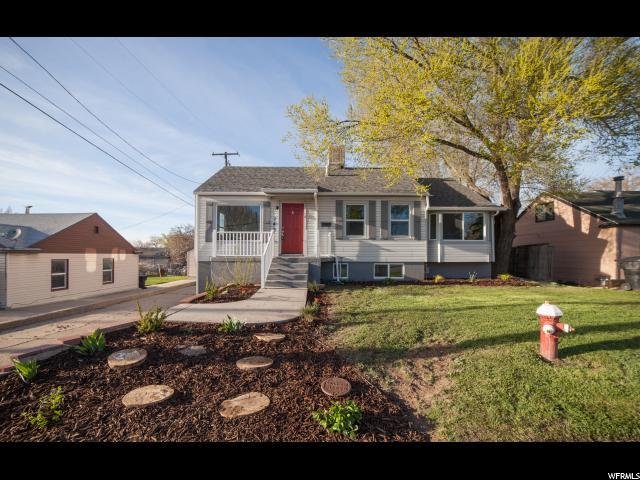 单亲家庭 为 销售 在 142 W 1800 N Sunset, 犹他州 84015 美国