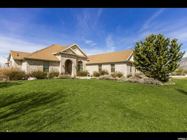 Single Family for Sale at 1375 N MAIN Street Brigham City, Utah 84302 United States
