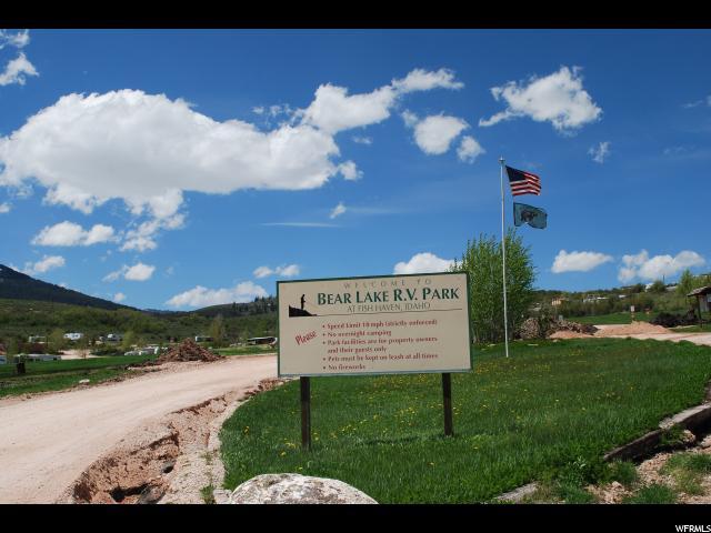 Terrain pour l Vente à 843 BEAR LAKE Lane 843 BEAR LAKE Lane Fish Haven, Idaho 83287 États-Unis