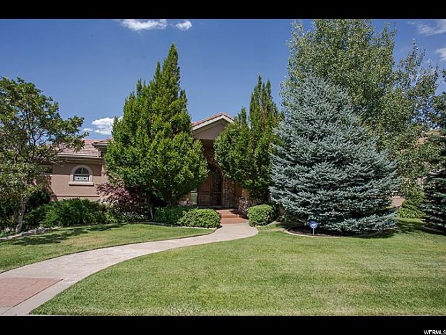 Unifamiliar por un Venta en 1149 E SUNSET HOLLOW Drive Bountiful, Utah 84010 Estados Unidos
