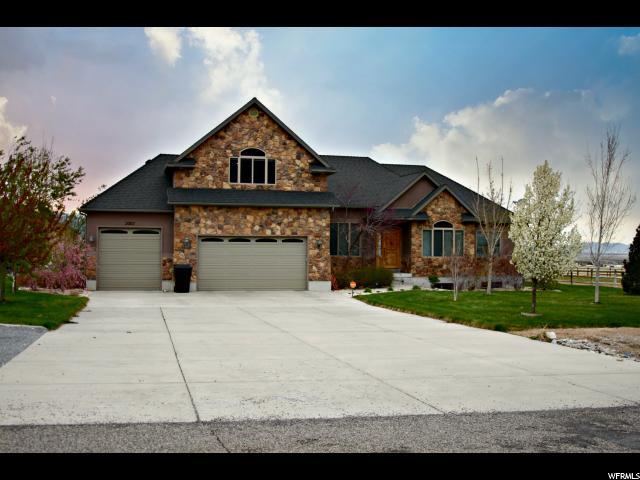 Single Family for Sale at 3067 N PRONGHORN Road Erda, Utah 84074 United States