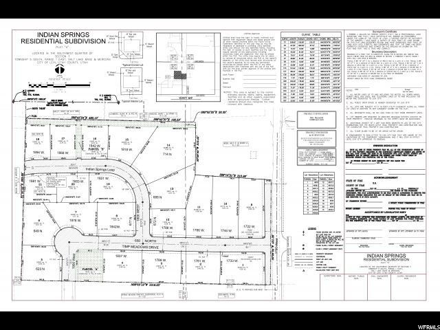 1876 W TIMP MEADOWS DR Lehi, UT 84043 - MLS #: 1441852