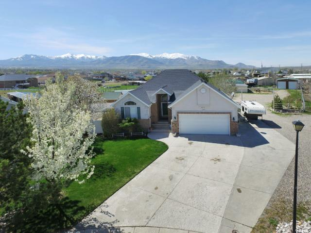 Single Family for Sale at 6231 W BELMONT DOWNS Court West Valley City, Utah 84128 United States