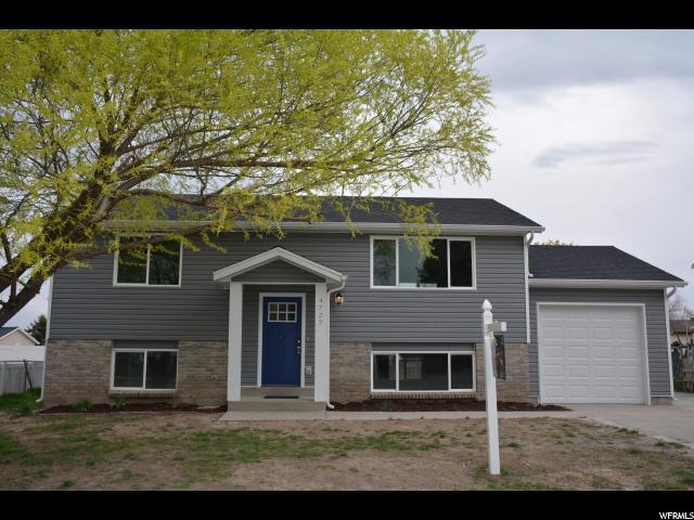 Unique la famille pour l Vente à 4727 W 5865 S Kearns, Utah 84118 États-Unis