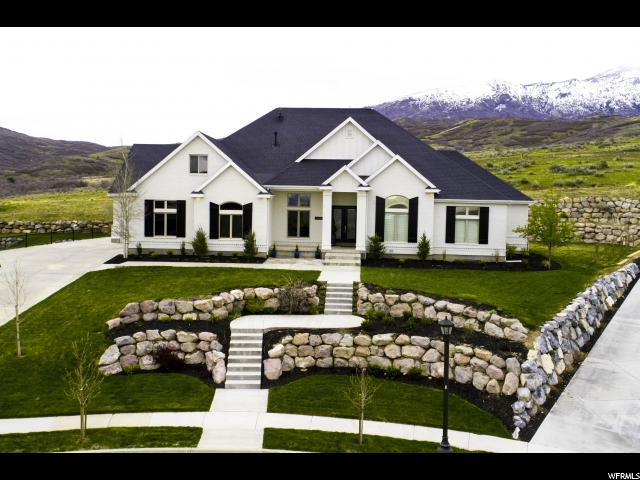 Single Family for Sale at 5886 W TIMBER RIDGE Lane Highland, Utah 84003 United States