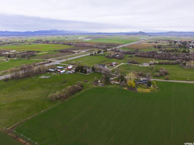 Land for Sale at 12000 N HIGHWAY 91 E Cove, Utah 84320 United States
