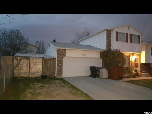 6022 W EATON WAY Salt Lake City, UT 84118 - MLS #: 1442225